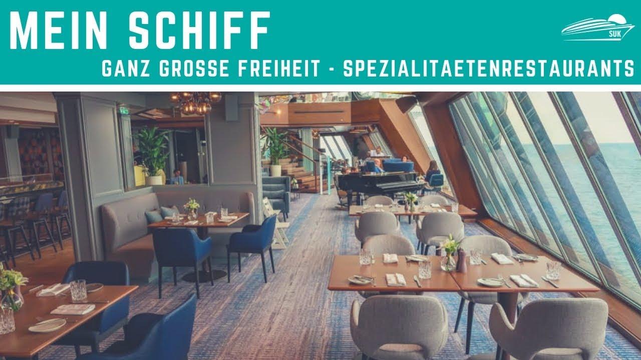 """Mein Schiff """"Die Ganz große Freiheit All Inclusive Paket"""