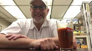 V8 Spicy Hot 100% Vegetable Juice # The Beer Review Guy