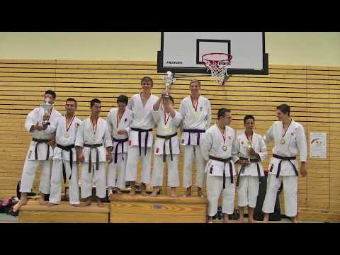 Karate Westfalen Cup Wattenscheid