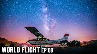 THE NIGHT BEFORE DEPARTURE - World Flight Episode 8