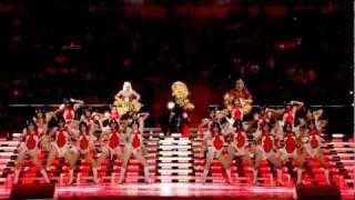 Baixar [HD] MADONNA Ao Vivo no Super Bowl XLVI - Give Me All Your Luvin' / Medley (HD 720p Remastered)