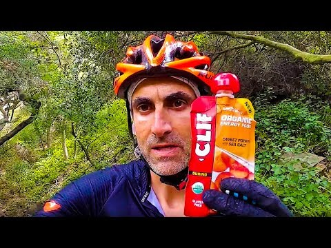 CLIF SAVORY Organic Energy Food review by Ben Morris