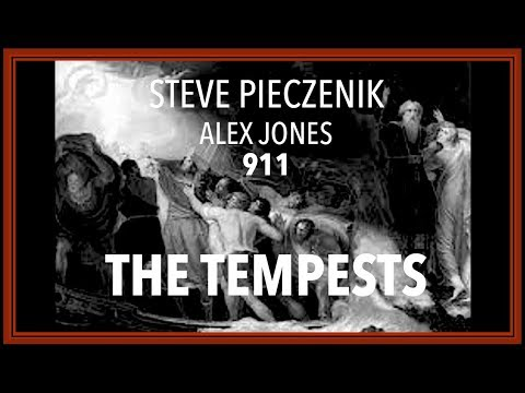STEVE PIECZENIK ALEX JONES: 911: CMD CONDENSED INFOWARS 9 11 17
