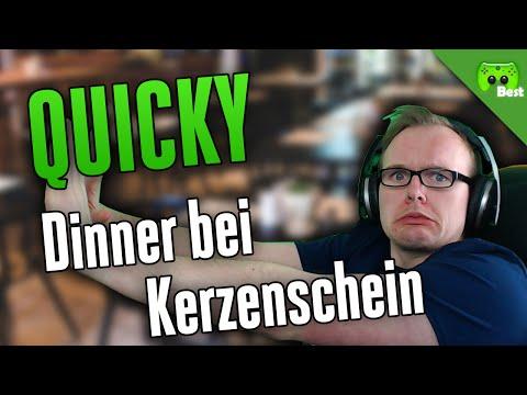 DINNER BEI KERZENSCHEIN 🎮 Quicky #178 | Best of PietSmiet