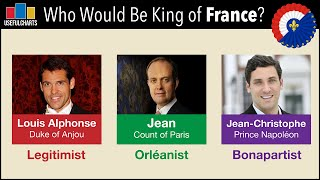 Who Would Be King of France Today?