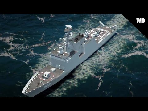 Patrol Frigate Variants - Information Video