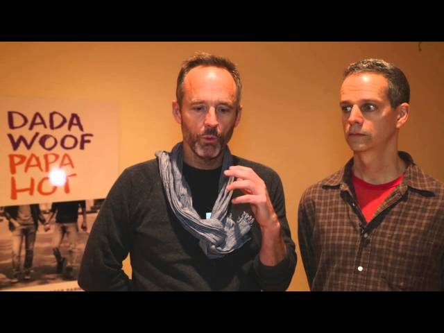 The cast of DADA WOOF PAPA HOT talks about the show