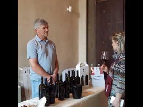 Orcia Wine festival 2017 Roberto Mascelloni Poggio al vento