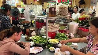 Gambar cover Đi Chợ Cồn ăn bánh tráng cuốn thịt heo chấm mắm nêm