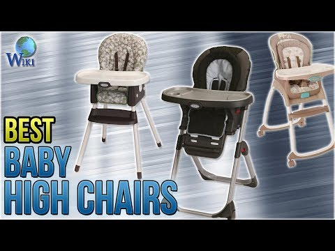 10 Best Baby High Chairs 2018