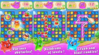 Fruit Candy Blast Android Gameplay screenshot 1