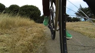 Big  and Tall Bikes | Science in the City | Exploratorium