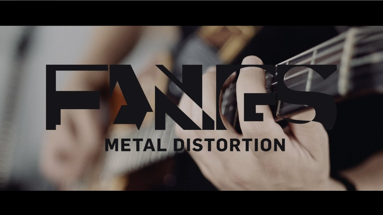 fangs distortion official product video youtube. Black Bedroom Furniture Sets. Home Design Ideas