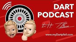 #9 Die wildesten Dart Kostüme + GEWINNSPIEL│Dart Podcast - myDartpfeil