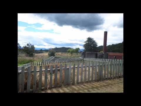 Waiuta West Coast New Zealand