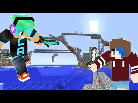 Minecraft / The Bridges Friday / I Have Faith in your ABILITY! / Gamer Chad Plays