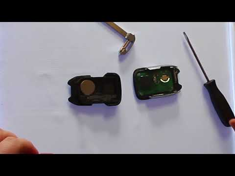 How To Replace A Chevrolet Tahoe Key Fob Battery 2017 2019 Part 13508278a You
