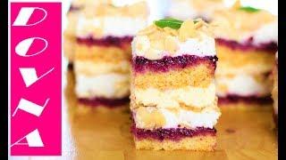 Пани Валевская  бесподобный торт пляцок  рецепт от Dovna Enterprises