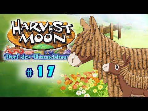 Make 🌳 Harvest Moon: Dorf des Himmelsbaumes • Lets Play #17 【 Deutsch 】 - Ein Poitou Esel Snapshots