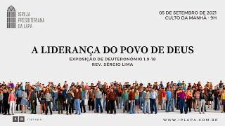 A Liderança do povo de Deus