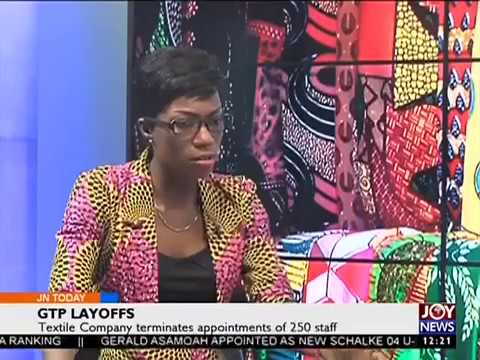 GTP Layoffs - Joy News Today (25-11-16)
