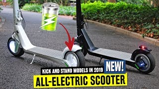 7 Newest Electric Commuter Scooters Ranked by Range and Pricing in 2019