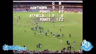 Flashback: 1975 Grand Final - North Melbourne v Hawthorn