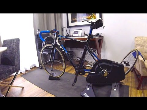 Indoor Cycling With Limited Space - Setup How To