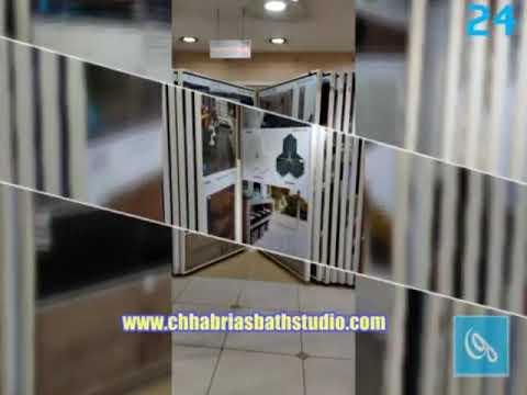 CHHABRIAS BATH STUDIO SHOWROOM VIDEO