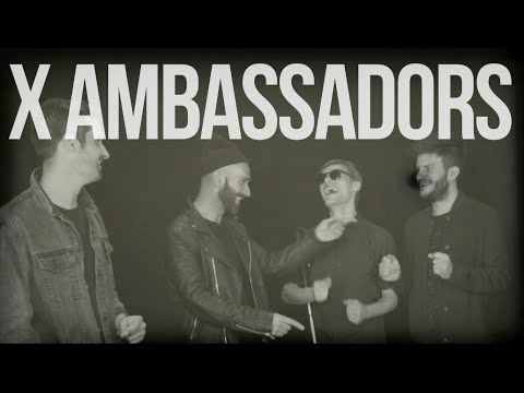 X Ambassadors On Their Music & History as a Band   Exclusive Interview