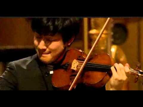 Tatsuki Narita  Paganini  Violin Concerto No1  Cadenza  Queen Elisabeth Competition  2012
