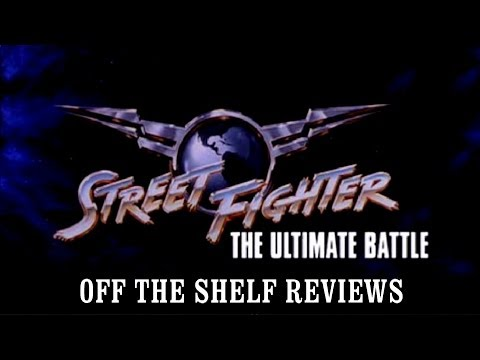 Street Fighter Review - Off The Shelf Reviews