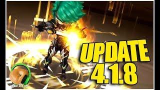 SUMMONERS WAR : Update 4.1.8 & New Transmog Animations!