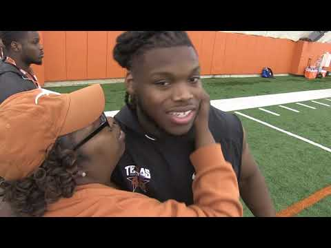 The Right Time: Malik Jefferson&39;s Road to the NFL
