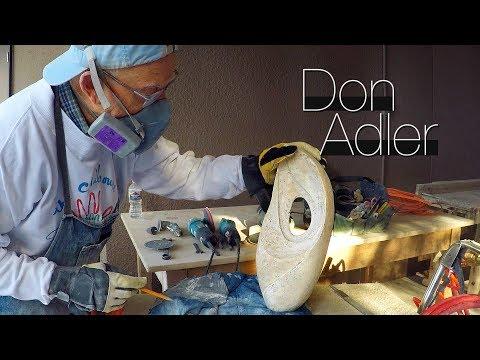 Don Adler Sculpture Documentary