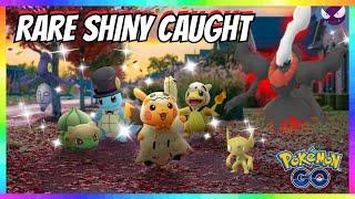 NEW SHINY YAMASK - 10x DARKRAI RAIDS - 2019 HALLOWEEN EVENT in Pokemon Go!
