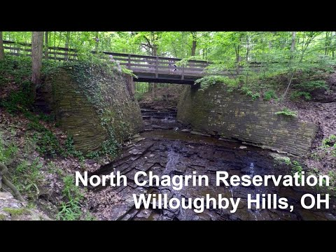 Hiking North Chagrin Reservation | Cleveland Metroparks | Willoughby Hills, OH
