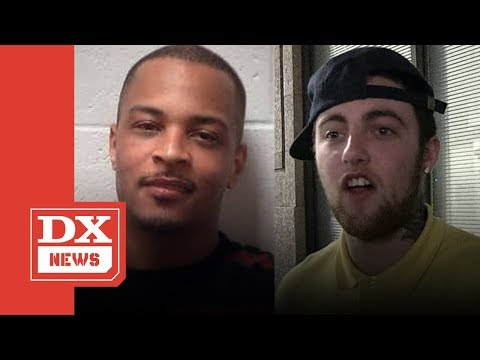 T.I. Arrested For Public Drunkenness & Mac Miller With DUI & Hit And Run