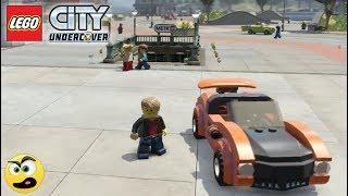 Lego City Undercover Parte 10 - Mundo Aberto parece com GTA [ PS4 ] Caraca Games