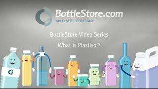 What is Plastisol Liner in a metal screw cap?