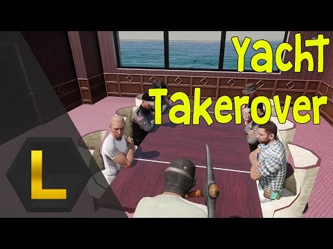 Yacht Takeover -  Project Life