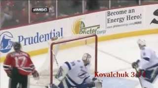НХЛ Сезон 2013  Голы Российских игроков(, 2013-06-16T08:36:13.000Z)