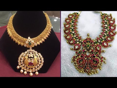 Indian Etnic Necklace Designs 2018