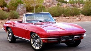 1966 Chevrolet Corvette 4-speed Convertible - Test Drive - Viva Las Vegas Autos