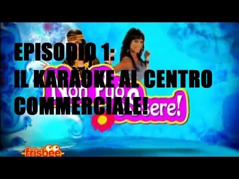 Non Può Essere NPS Episodio 1 - Il Karaoke Al Centro Commerciale