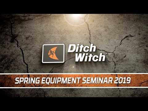 Ditch Witch Spring Equipment Seminar 2019