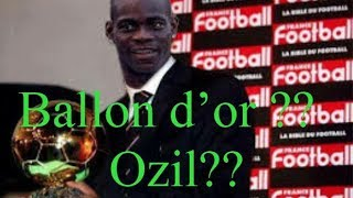 Video Can Balotelli win Ballon d'or with help of Ozil?? download MP3, 3GP, MP4, WEBM, AVI, FLV Juli 2018