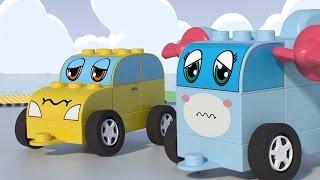 ⛵ Чичиленд - Дядюшка Карго - Веселые мультфильмы для детей про машинки