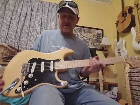 fender deluxe series stratocaster review youtube. Black Bedroom Furniture Sets. Home Design Ideas