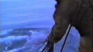 Охота на кита, разделка.avi
